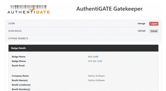 Authentigate - Cash Management System